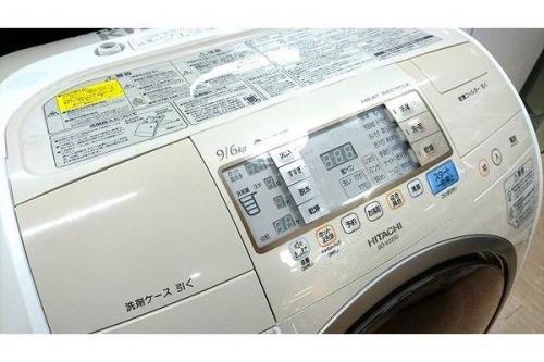 洗濯機のHITACHI ヒタチ 日立 中古家電 福岡