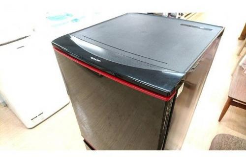 冷蔵庫のSHARP シャープ 中古家電 福岡