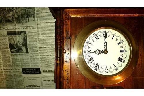 家具・インテリアの掛時計
