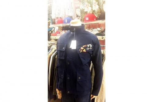 ジャケットのCAMEL lorinza キャメルロリンザ