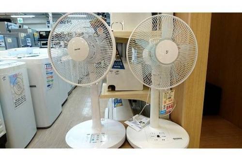 扇風機 買取のキャンペーン
