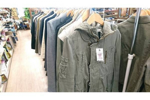 レディースファッションの古着 福岡 買取