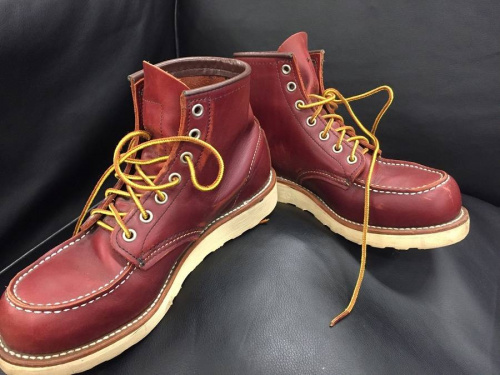 ブーツのRED WING レッドウイング