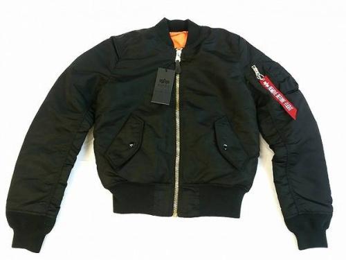 ジャケットのALPHA アルファ