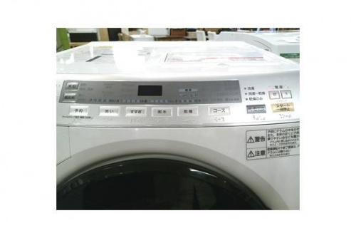 洗濯機のドラム式洗濯機