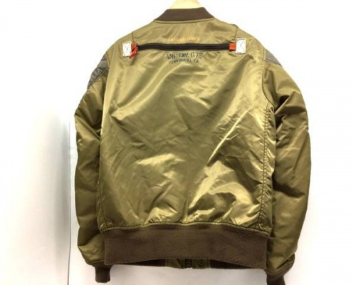 MA-1ジャケットのアヴィレックス 買取