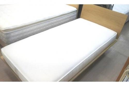 家具の無印良品 ベッド