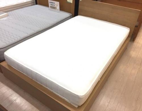 家具の無印 ベッド