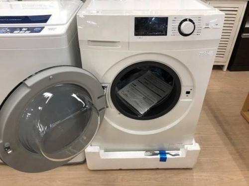 洗濯乾燥機の未使用品