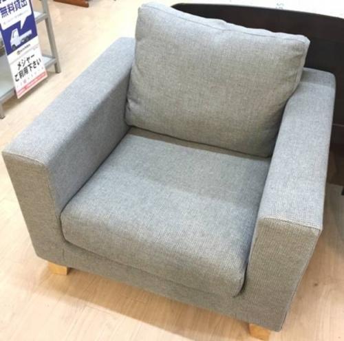 野田 ソファーの2人掛けソファー