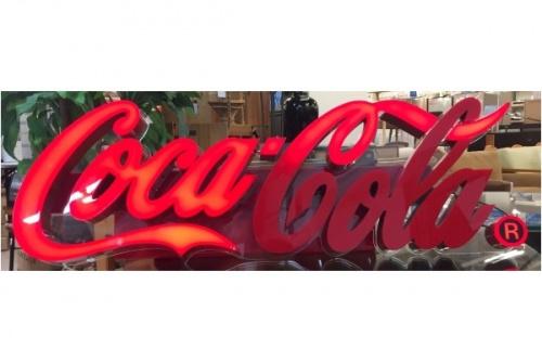 COCA COLAのレロト雑貨