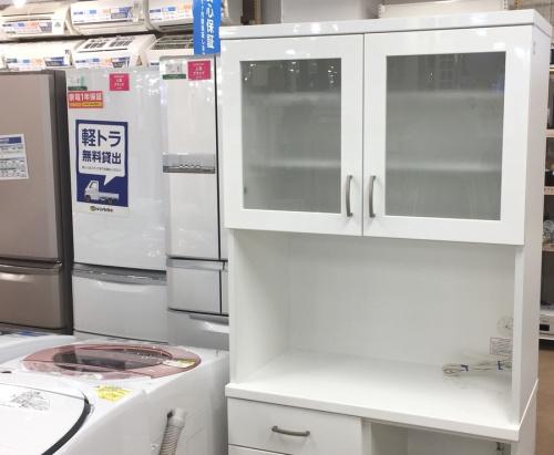 ニトリ 家具のカップボード・食器棚
