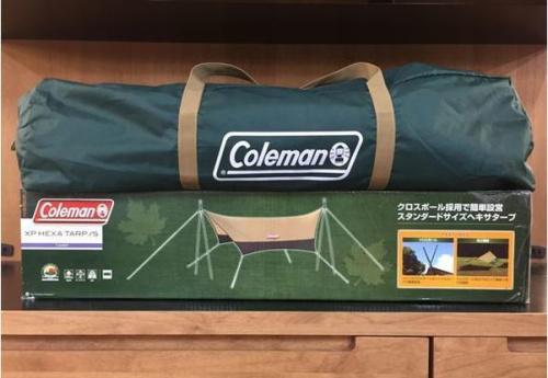 福岡春日店周年感謝祭のColeman(コールマン)