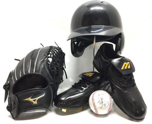 スポーツ用品 買取の野球用品