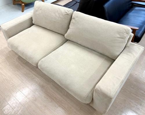 無印良品のソファ 買取 福岡