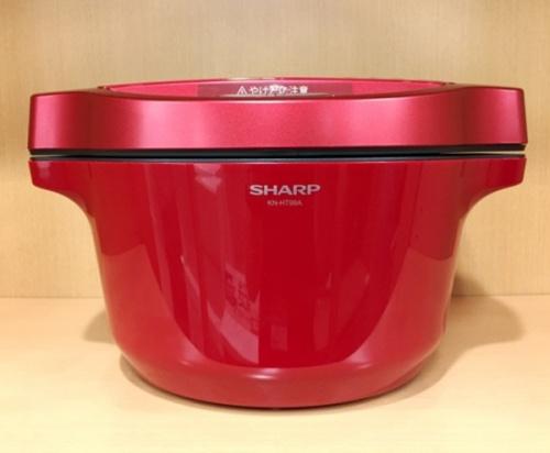 水なし自動調理鍋のSHARP(シャープ)