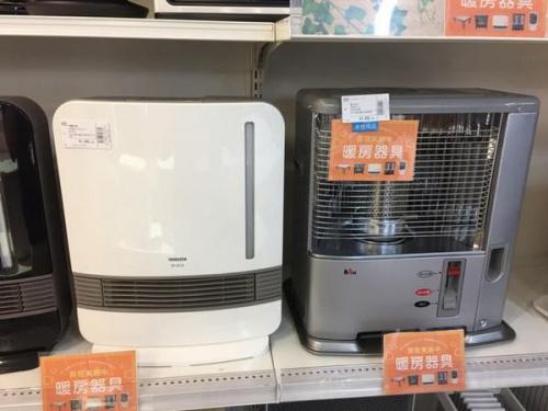 暖房 ヒーター ストーブの中古家電 福岡