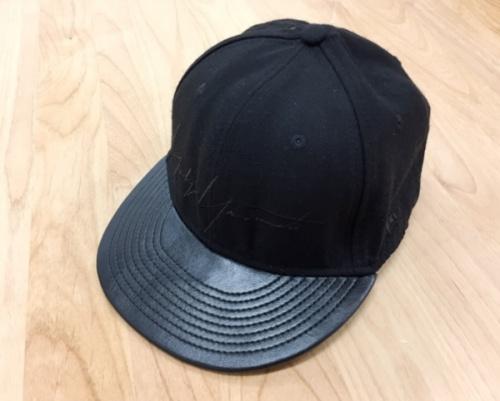 帽子のYOHJI YAMAMOTO(ヨウジヤマモト)