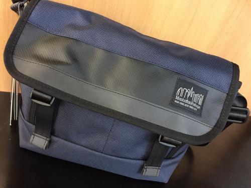 未使用のバッグ