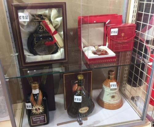 焼酎の酒 買取 福岡