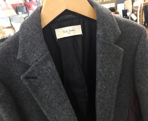 メンズファッションのチェスターコート