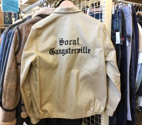 GANGSTERVILLE(ギャングスタビル)の古着 買取 福岡