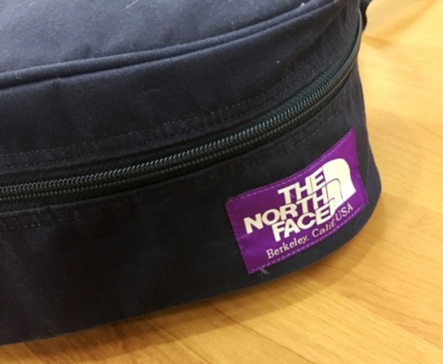 バッグのTHE NORTH FACE PURPLE LABEL