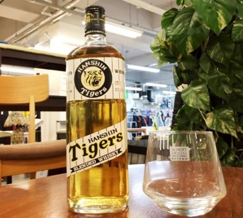 ウィスキーの阪神タイガース