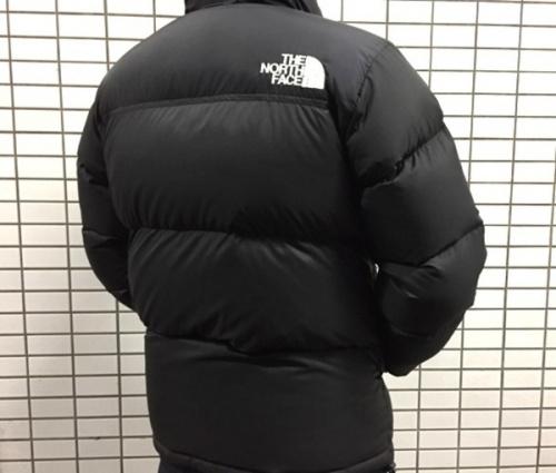 ジャケットのヌプシジャケット