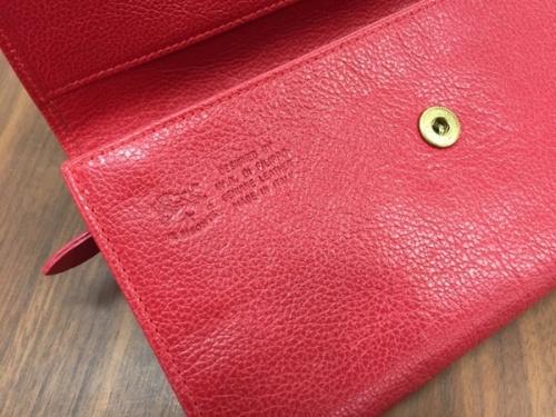 財布のIL BISONTE(イル ビゾンテ)