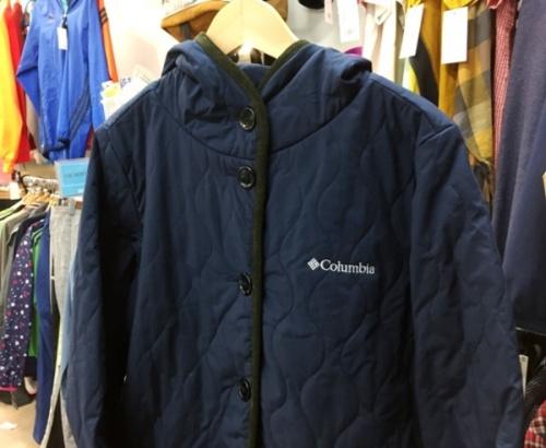 ジャケットのColumbia(コロンビア)