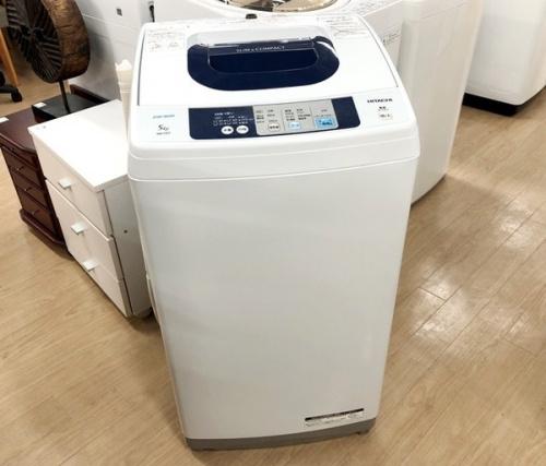 家事家電の全自動洗濯機