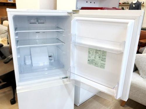 2ドア冷蔵庫のAQUA(アクア)