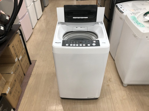 洗濯機のHisense ハイセンス