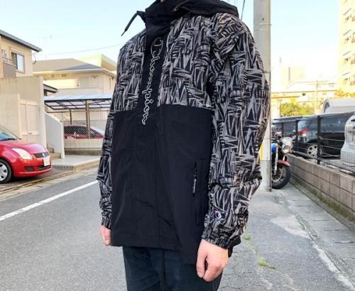 メンズファッションのフルジップジャケット