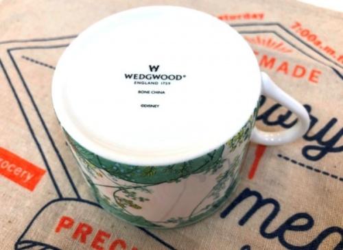 カップ&ソーサーのWEDGWOOD(ウェッジウッド)