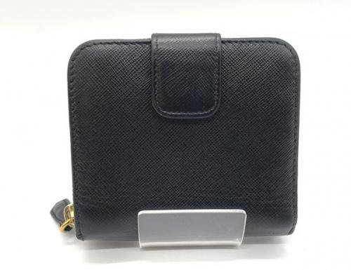 2つ折り財布のPRADA(プラダ)