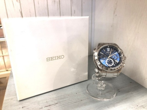 腕時計のメンズ