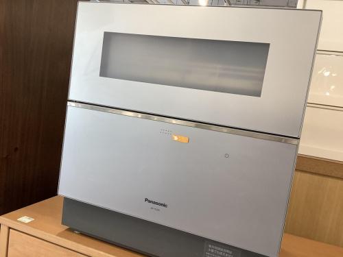生活家電の食器洗浄乾燥機