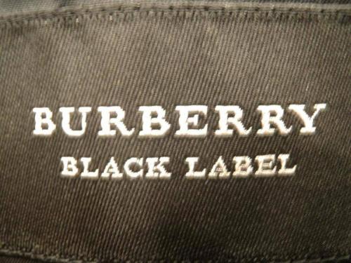 ビジネスアイテムのバーバリーブラックレーベル
