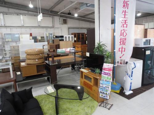 テーブルの横浜青葉