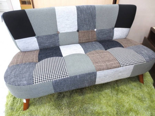 家具・インテリアのラブソファー
