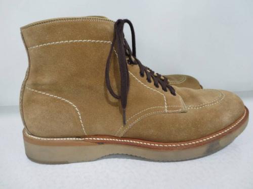 ブーツのオールデン