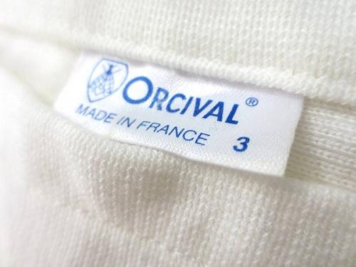 バスクシャツのOrcival