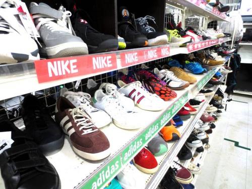 adidasの横浜青葉
