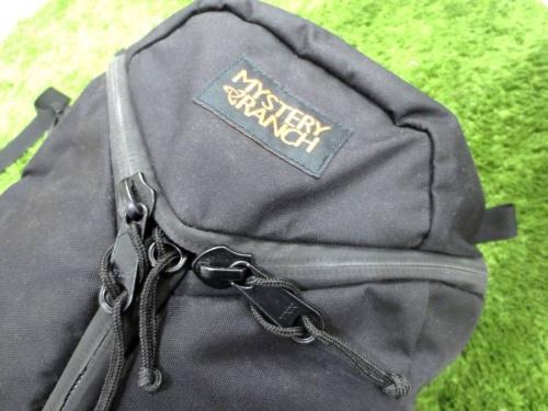 メンズファッションのバッグパック