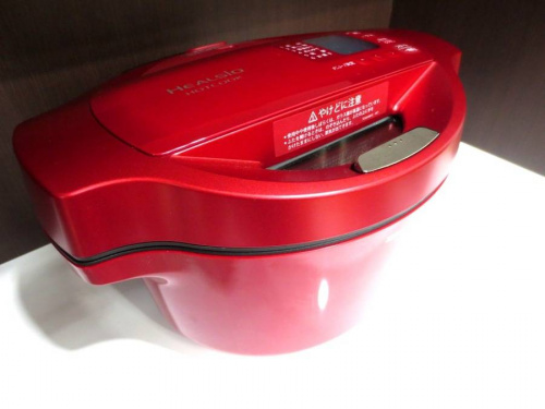 調理家電の電気無水鍋