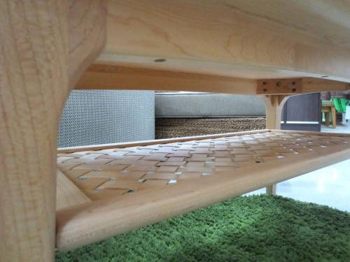 北欧のテーブル