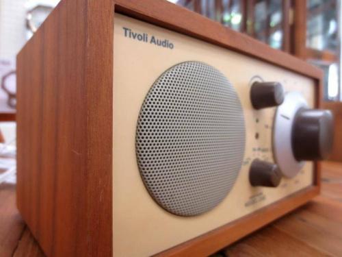 Tivoliの中古ラジオ