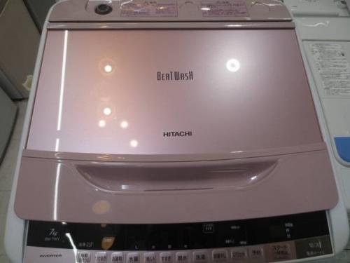 HITACHIの洗濯機